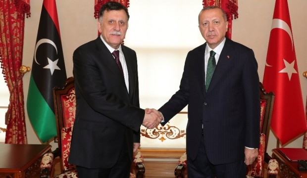 Libya lideri Serrac'tan dikkat çeken açıklama