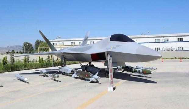 Milli savaş uçağında önemli gelişme: Sayılı ülkede var...