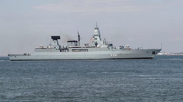 Fransız savaş gemileri Kıbrıs'a kadar geldi