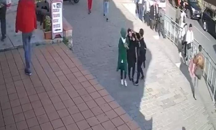 Başörtülü kıza saldıran kemalist'e hapis cezası
