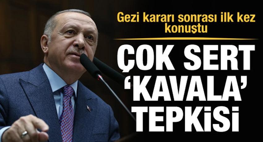 Gezi davasındaki tartışmalı karara Başkan Erdoğan'dan ilk tepki!