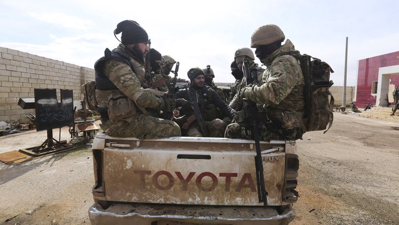 İdlib'de rejime karşı operasyon başladı!