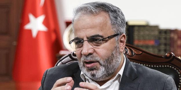 Diyanet İşleri Başkan Yardımcısı Burhan İşliyen: Camileri evlerimize getirelim