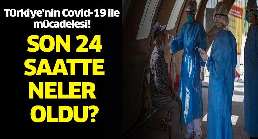 Türkiye'de son 24 saatte neler oldu?