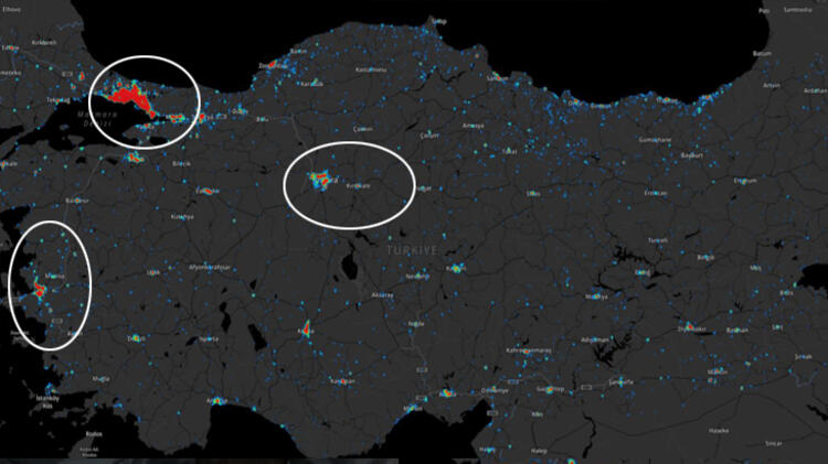Virüs yayılıyor: İşte İstanbul, Ankara ve İzmir'deki en riskli ilçeler