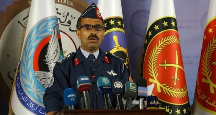 Türkiye destekli komutan: Burası size mezar olacak