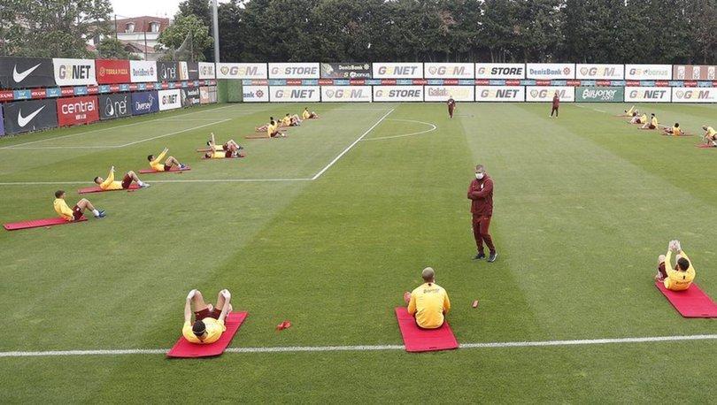 Galatasaray'da yeni vaka yok
