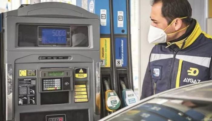 Benzin, doğalgaz ve elektrik tüketimi dip yaptı