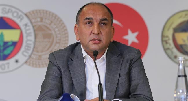 Fenerbahçe'den Özdemir'e yanıt