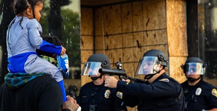 Bu yıl 854 siyahi ABD polisleri tarafından öldürüldü