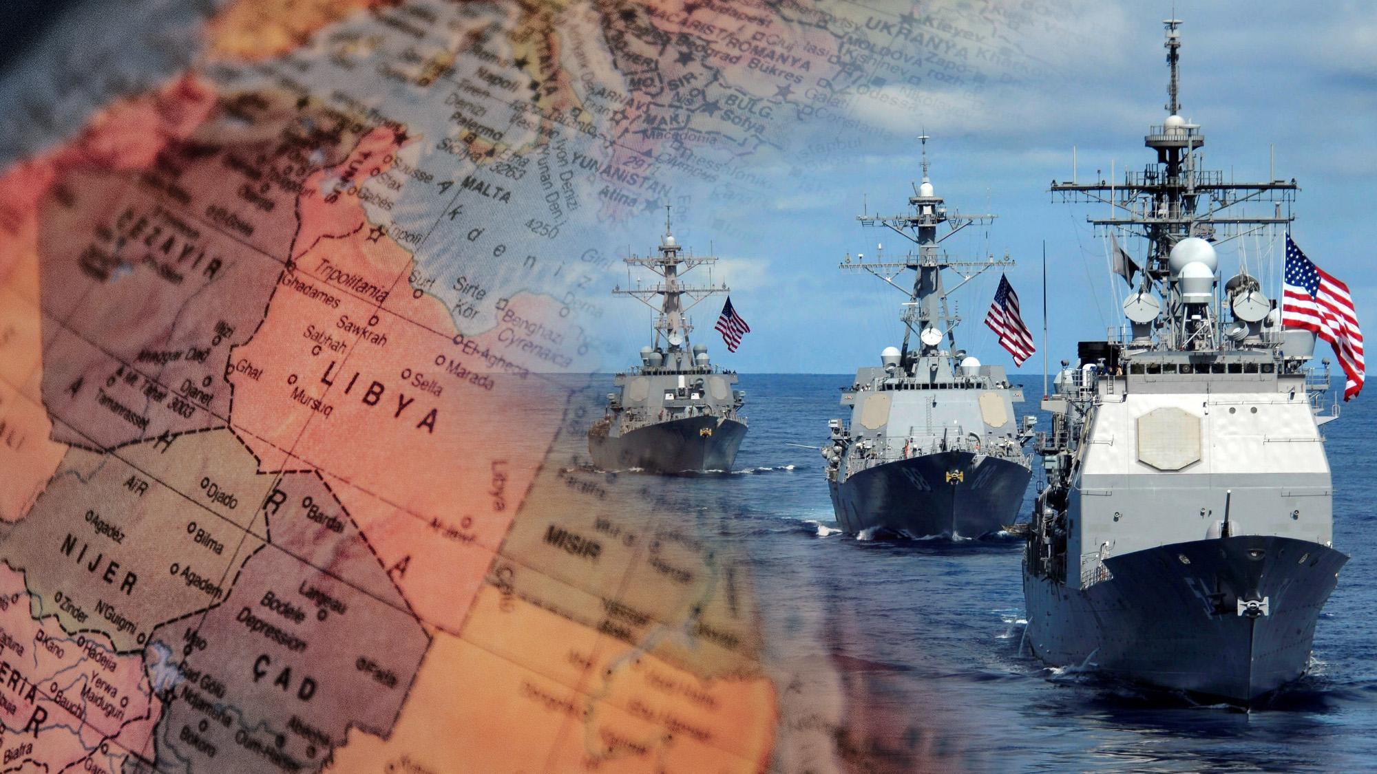 ABD'den Libya yaklaşımı! Kayıtsızlıktan ihtiyatlı angajmana