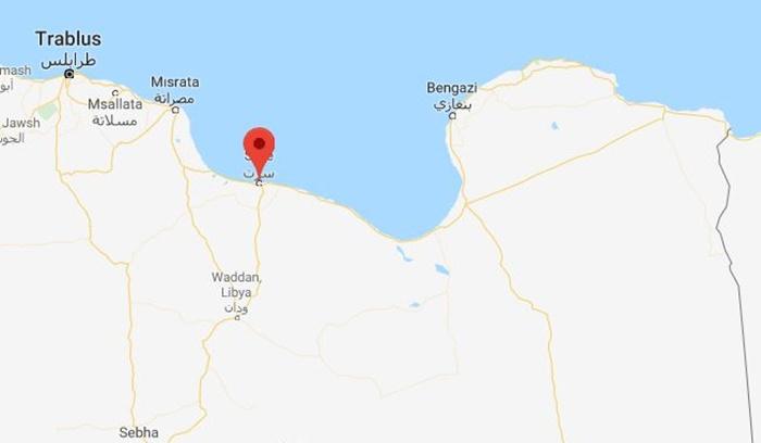 Türkiye destekli güçler Sirte'yi ele geçirdi