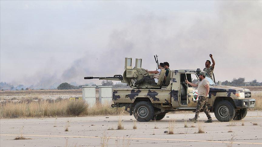 Libya ordusu'ndan büyük zafer