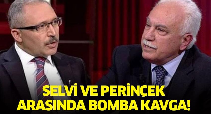 Abdulkadir Selvi ve Doğu Perinçek arasında canlı yayında '27 Mayıs' kavgası
