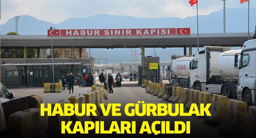 """Bakan Pekcan duyurdu: """"Kapılarımız uluslararası yük taşımacılığına yeniden açıldı"""""""