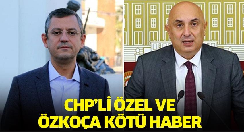 CHP'li Özgür Özel ve Engin Özkoç'a şok haber! Fezleke Adalet Bakanlığı'na gönderildi
