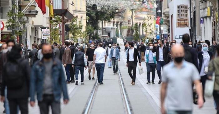 İstanbul'da her 100 kişiden birinde virüs var