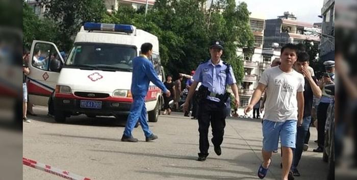 Çin'de anaokuluna bıçaklı saldırı: 37 çocuk yaralı