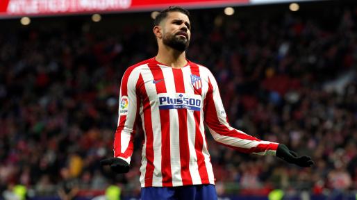 Diego Costa'ya hapis cezası!