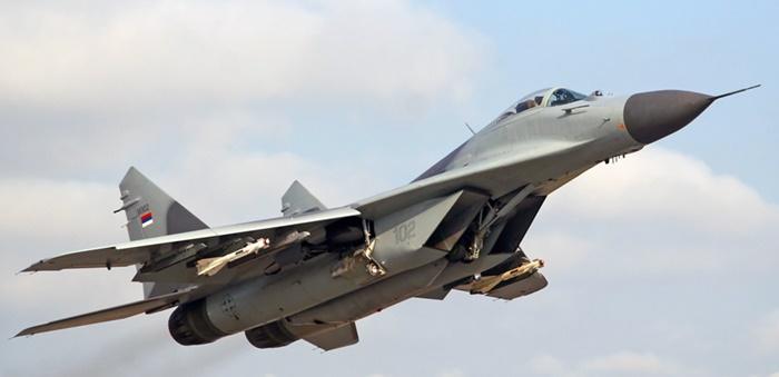 Rusya Suriye'ye MiG-29 tipi savaş uçağı gönderdi