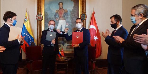 Türkiye ve Venezuela anlaştı! 21 Ağustos'ta başlıyor