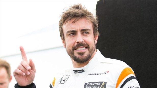 Alonso, Renault'a geri döndü