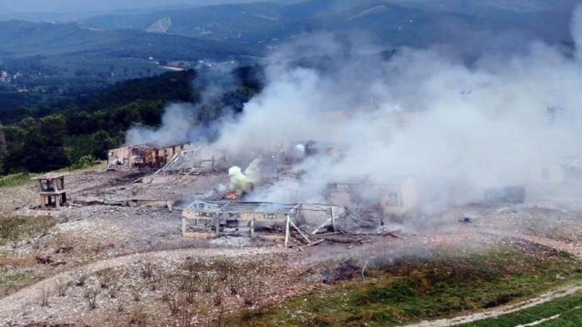 Sakarya'daki patlamaya ilişkin tutuklama kararı!