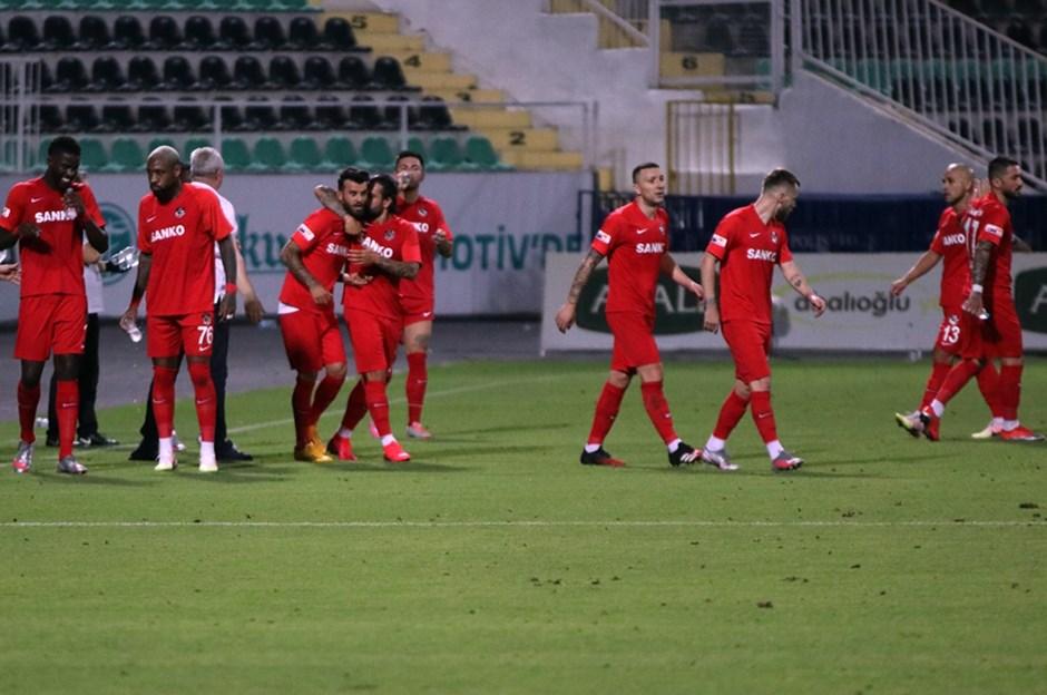 Açılış maçı Gaziantep FK'nın