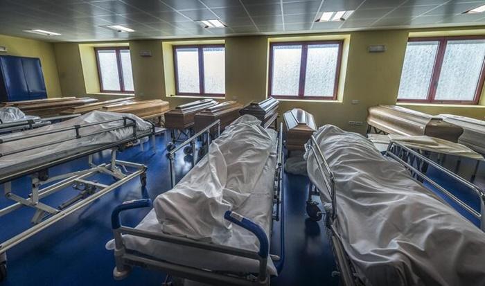 Avrupa'da koronavirüsten ölenlerin gerçek sayısı 200 binden fazla