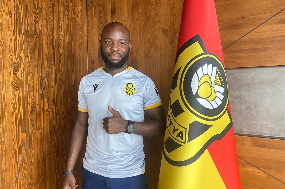 Yeni Malatyaspor'a Kongolu golcü