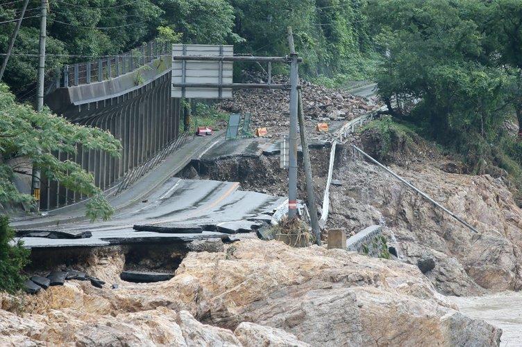 Japonya'da sel felaketi: Ölü sayısı artıyor! Binlerce kişi tahliye edildi