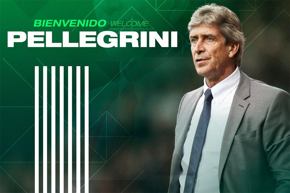 Pellegrini'nin yeni takımı Betis
