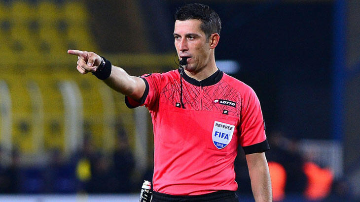 Fenerbahçe-D.G.Sivasspor maçının hakemi değişti