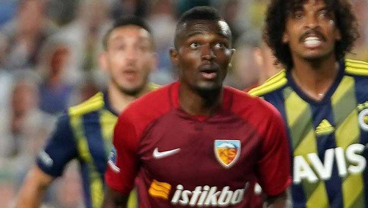 Beşiktaş'ın Mensah ısrarı sürüyor