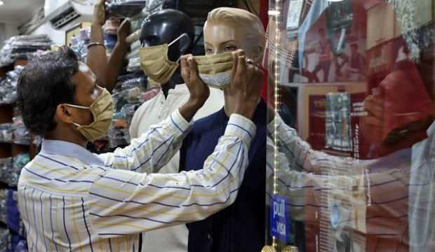 Hindistan'da rekor vaka artışı