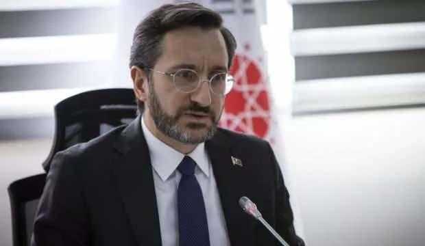 İletişim Başkanı Altun'dan Uluslararası Basın Enstitüsüne tepki