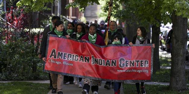 Tarihte ilk defa Kızılderililer ABD'ye karşı zafer kazandı