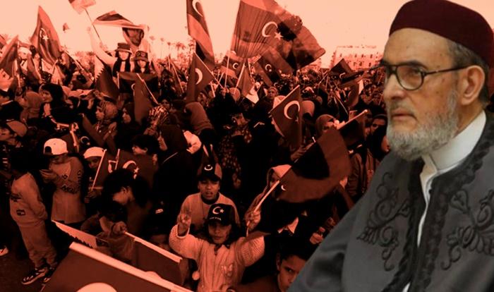 Müftünün Türkiye çağrısı halkı sokağa döktü