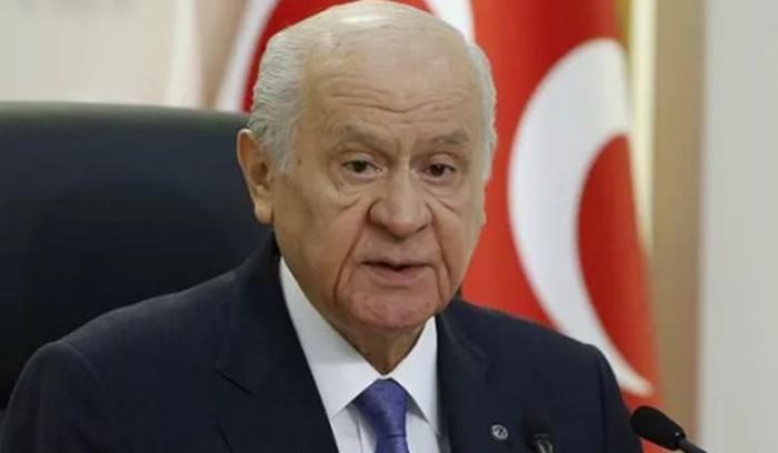 MHP lideri Bahçeli'den 'Sakarya' mesajı