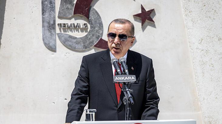 Cumhurbaşkanı Erdoğan: Eğer güçleri yetseydi seçilmiş tüm yöneticileri katletmekten çekinmeyeceklerdi