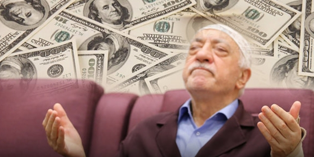 FETÖ'nün topladığı paralar bakın kime gitmiş?