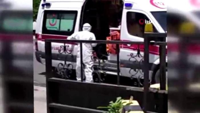 O ilimizde panik: Korona virüs hastası hastaneden kaçtı