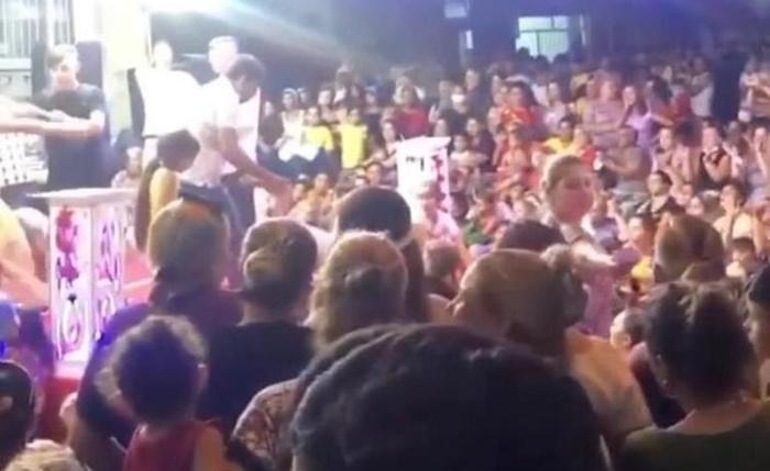 İzmir'de akılalmaz görüntüler: Düğün sahibine ceza