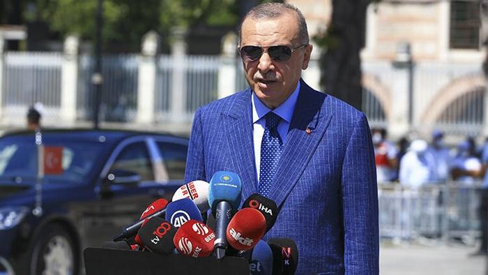 Cumhurbaşkanı Erdoğan'dan Akşener ve İnce yorumu