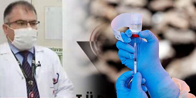 Gen Mühendisi ve Biyoteknoloji Müdürü Prof. Dr. Şaban Tekin, yerli koronavirüs aşısı için tarih verdi