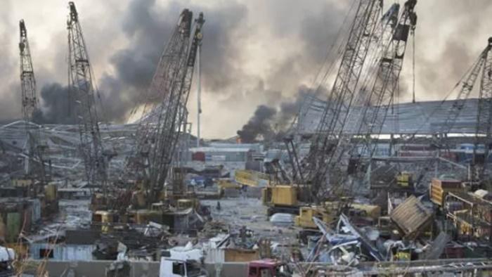 Beyrut'u yıkan patlayıcılar Rus iş adamına ait çıktı