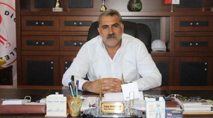 Dicle Belediye Başkanı HDP'den istifa etti