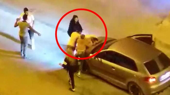 Bolu'da inanılmaz olay: 2 kadın 2 erkek dehşet saçtı