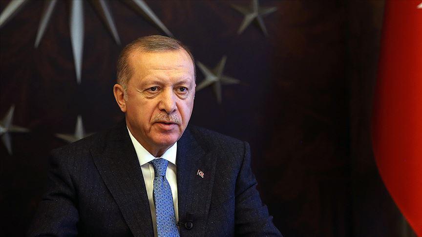 Cumhurbaşkanı Erdoğan Hiroşima, 'yanlışı tekrar etmeme' kararlılığımızın nişanesi olmalı