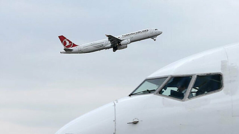 Türk Hava Yolları'nın eylül ayı uçuş planlaması belli oldu
